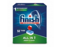 FINISH ALL IN ONE TABLETKI DO ZMYWARKI 50SZT