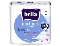 PODPASKI BELLA PERFECTA BLUE 10SZT