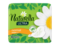 NATURELLA PODPASKI ULTRA NORMAL 10SZT