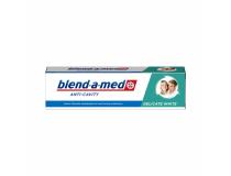 BLEND-A-MED PASTA DO ZĘBÓW ANTI-CAVITY ZDROWA BIEL 100ML