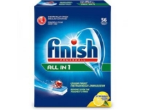FINISH ALL IN ONE TABLETKI DO ZMYWARKI 56SZT